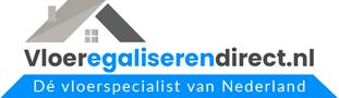 Vloer egaliseren door heel Nederland Logo